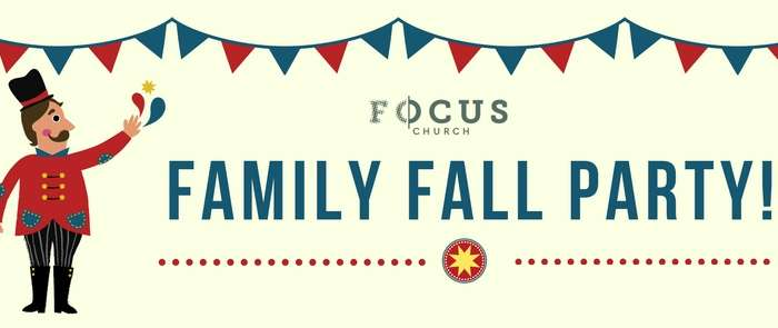 Family Fall Party